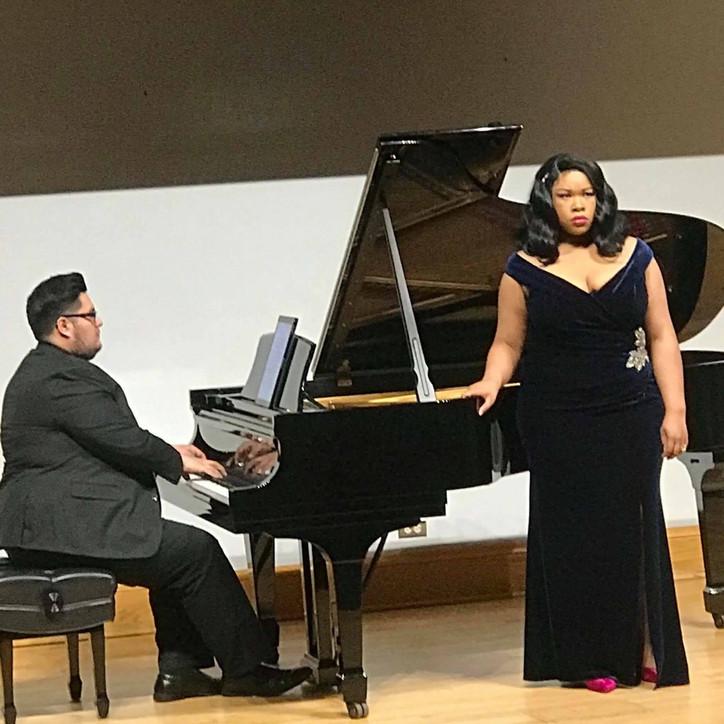 Master's Recital 2019