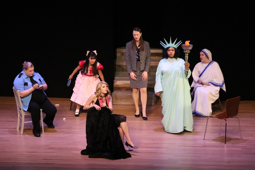 The Proposal with UNC Opera Theatre 2019