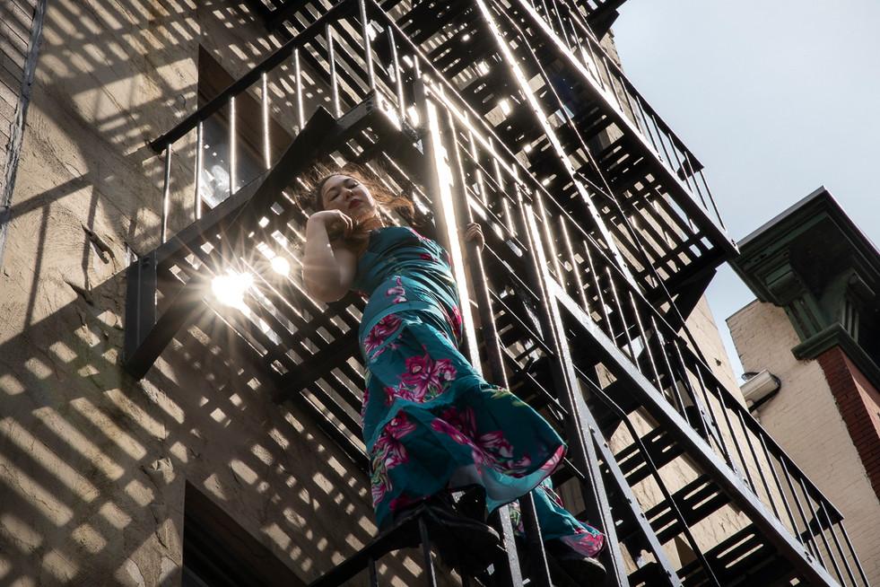 Sophia Gutchinova, Upper East Side,                  Manhattan, NY, April 17, 2020