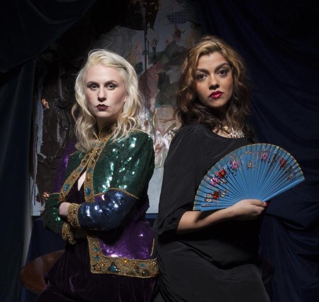 Rebecca Jampol & Jasmine Wahi