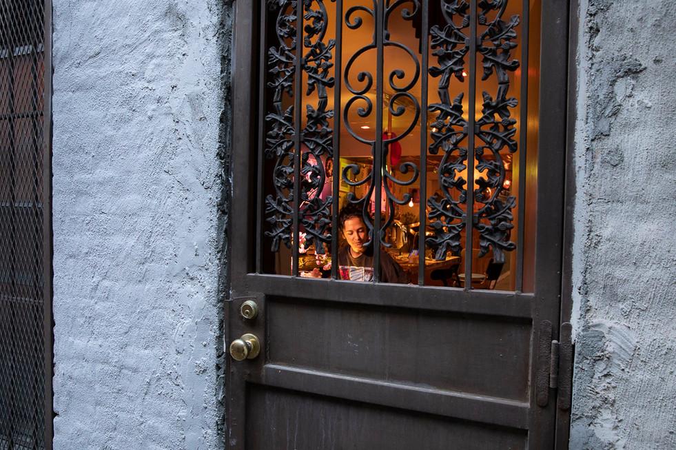 Michelle Esteva, Chinatown Soup, Chinatown, Manhattan, NY, March 21, 2020