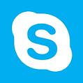skype, online terapi