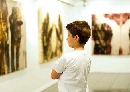 Çocuk ve Sanat