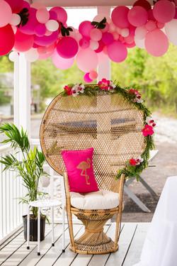 Tropical Boho Bridal Shower
