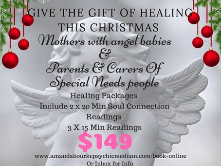 Special Soul Connection Readings 💖😇🎄