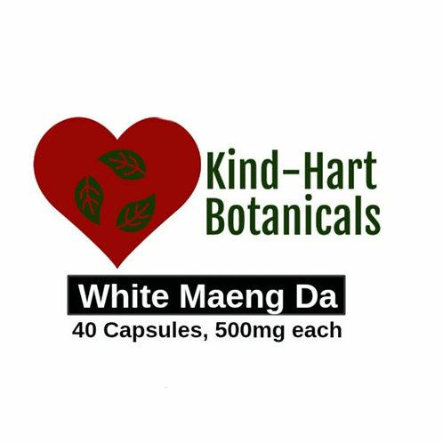 White Maeng Da (40 Capsules)