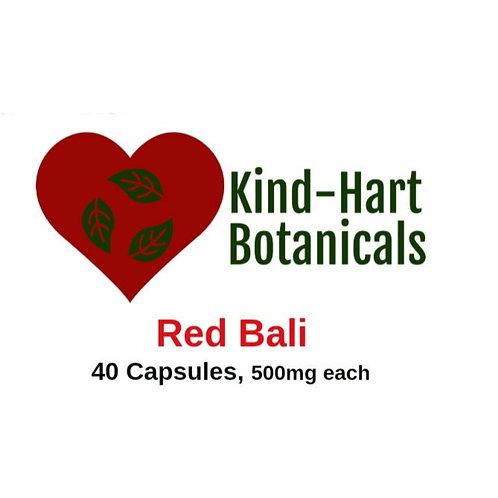 Red Bali (40 Capsules)