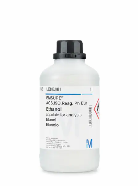 Ref.: 1009831000 - ETHANOL ABSOLUTE FOR