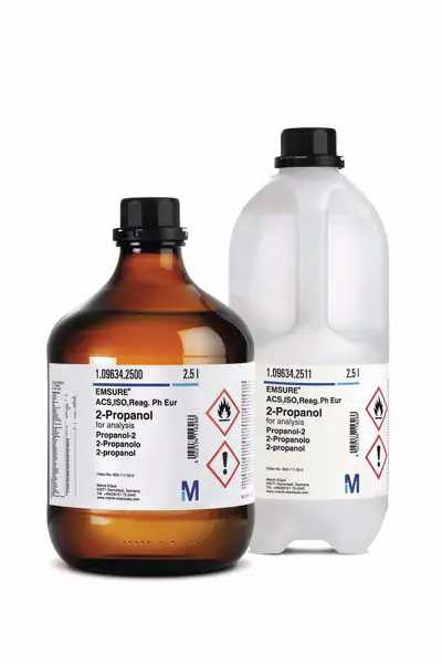 Ref.: 1096341000 - 2-PROPANOL  FOR ANAL