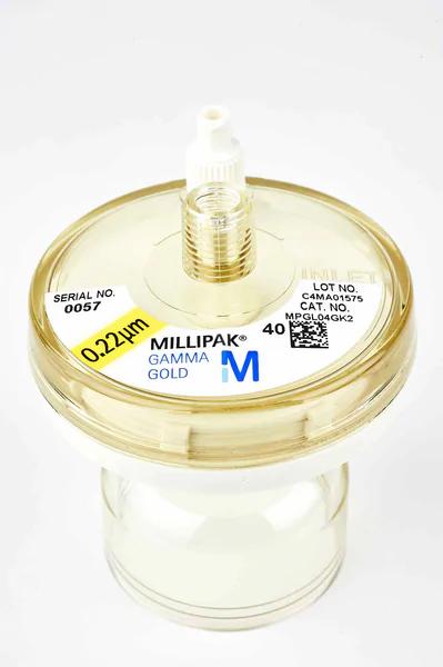 Ref.: MPGL04GK2 - MILLIPAK40 STLGAMA NPT/HB 2/CX
