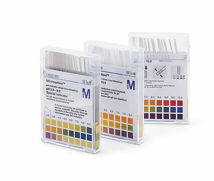 Ref.: 1095350001 - PH-INDICATOR STRIPS