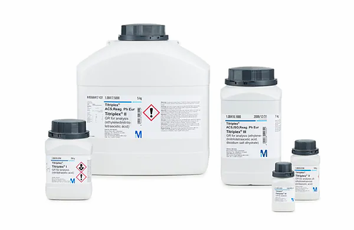 Ref.: 1084180250 - TITRIPLEX III PA ACS ISO 250 G