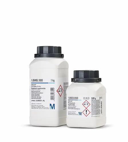 Ref.: 1064981000 - SODIUM HYDROXIDE PEL