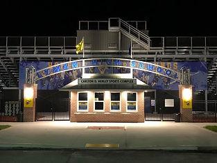 Lyman HS Carlton D Henley Sports Complex