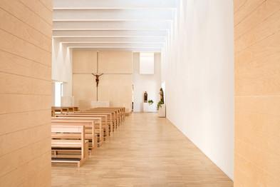 Chiesa di Santa Chiara, Sini - C. Atzeni, S. Mocci, F. Serra
