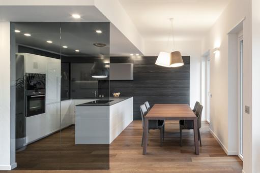 Casa CP - M2B Studio, Impresa Uniqa
