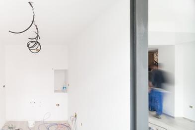 Casa FS, cantiere - M2B Studio