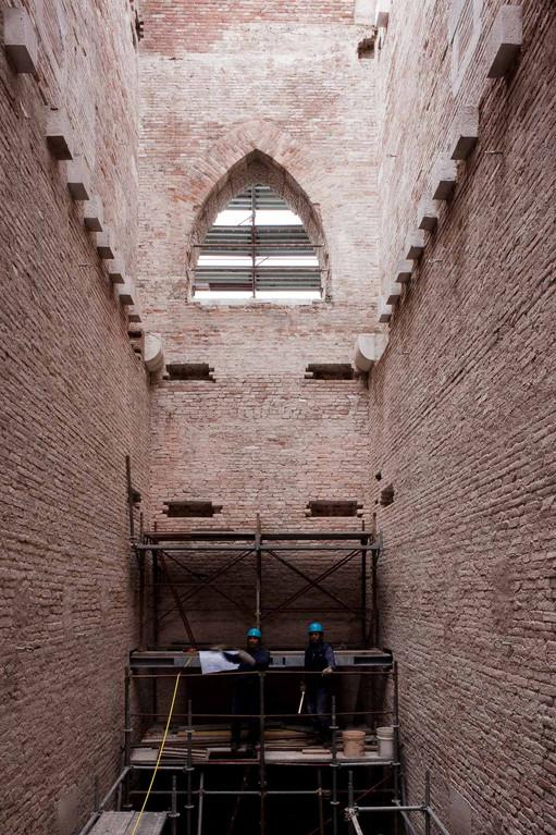 Torre di Porta Nuova, Arsenale di Venezia - MAP Studio