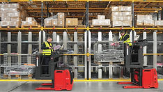 Linde Material Handling and Bin Salim offers Order Trucks and other Forklifts