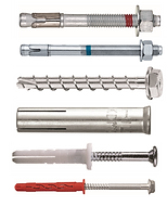 Mechanical Anchor Systems