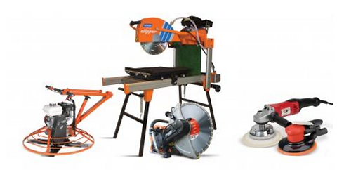Machines for Building and Construction.P