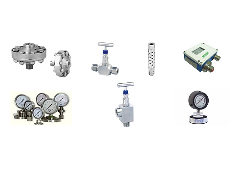 Oil and Gas Solutions from Bin Salim, Valves, Gauges and seals