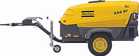 Portable Compressors 50 to 200 CFM, upto 12 Bar