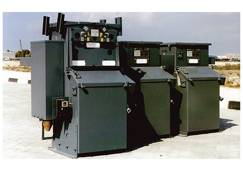 Oil Ring Main Unit (RMU)