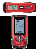 Laser Range Meters for measuring
