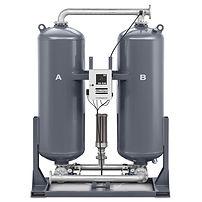 Heatless Pneumatic Air Dryer