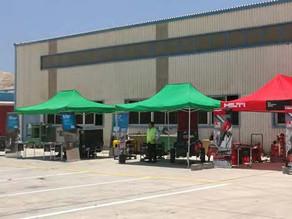 Bin Salim Road Show at Oman Drydock Company (ODC)