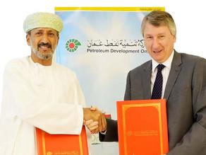 PDO signs contract with Bin Salim, Atlas Copco