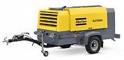 Atlas Copco Compressors and Generators on Rent