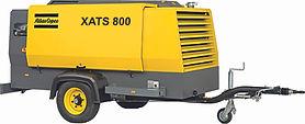 Portable Compressors 200 to 800 CFM, upto 12 Bar
