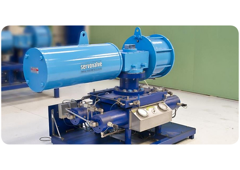 Oil and Gas Solutions from Bin Salim heat actuators and controls