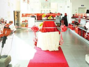 Inauguration of the HILTI Centre