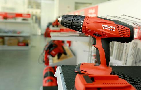 Hilti Drill Machine in Bin Salim Showroom