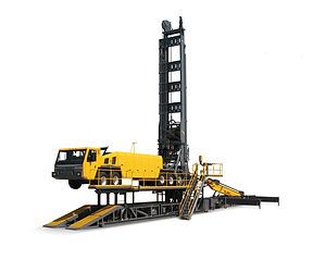 Predator oil and gas drilling rig