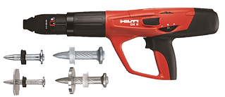 Direct Fastening Digitally Enabled Fully Automatic Powder Actuated Tool DX-5