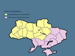Ukraine electorate