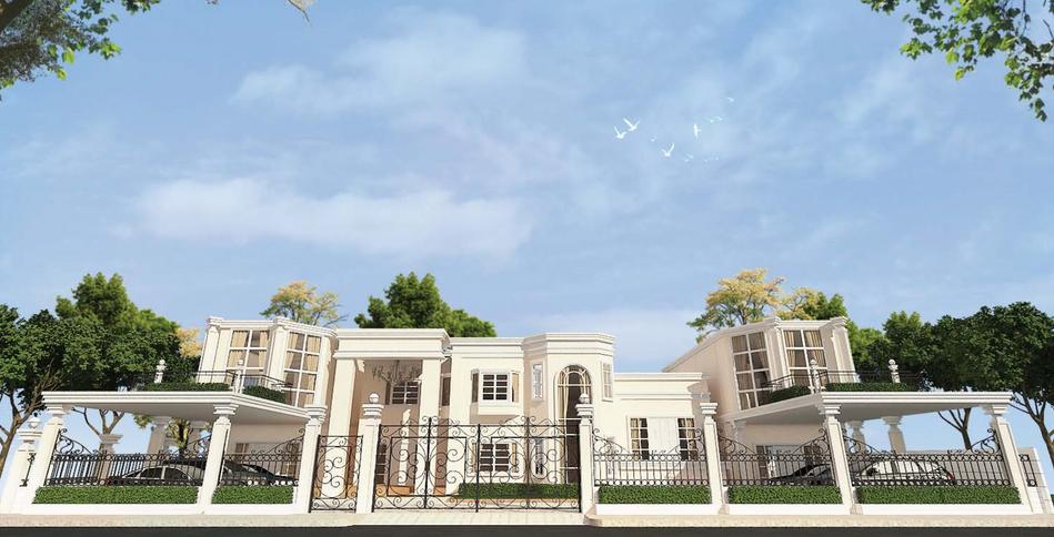 French Pro Housing Development