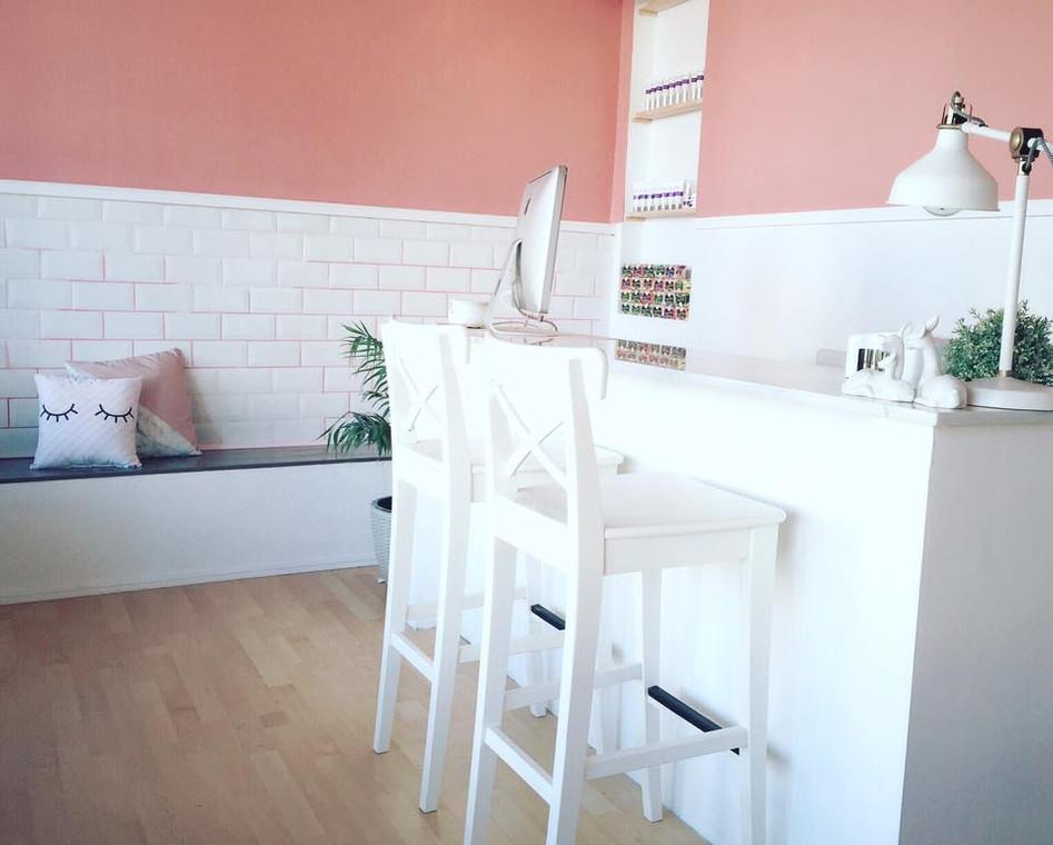 TLBB Beauty Salon Interior Deisgn