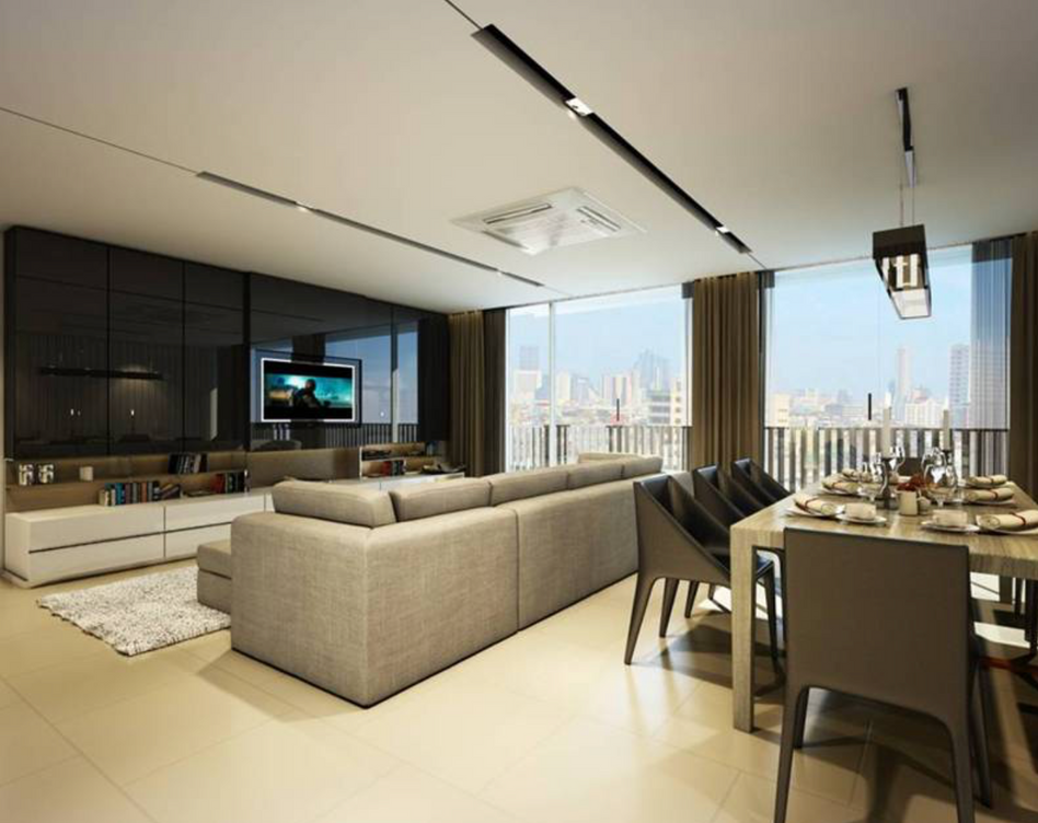 Living Room Design, Sydney