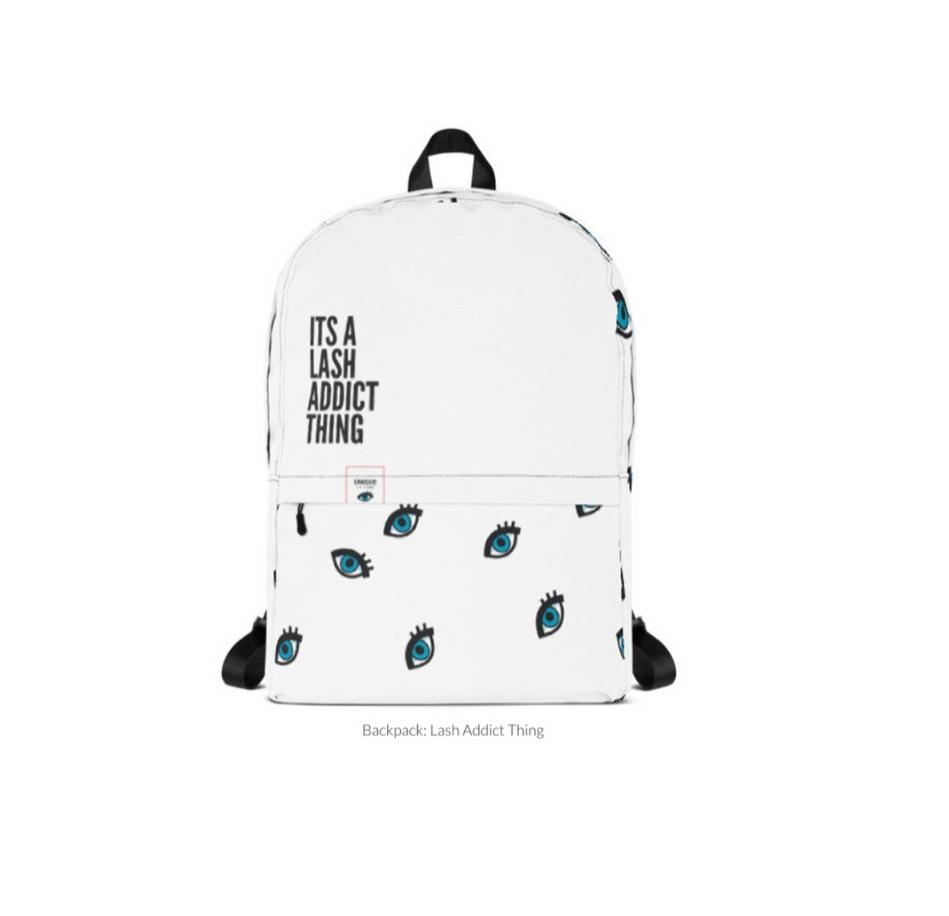 Lash Backpack