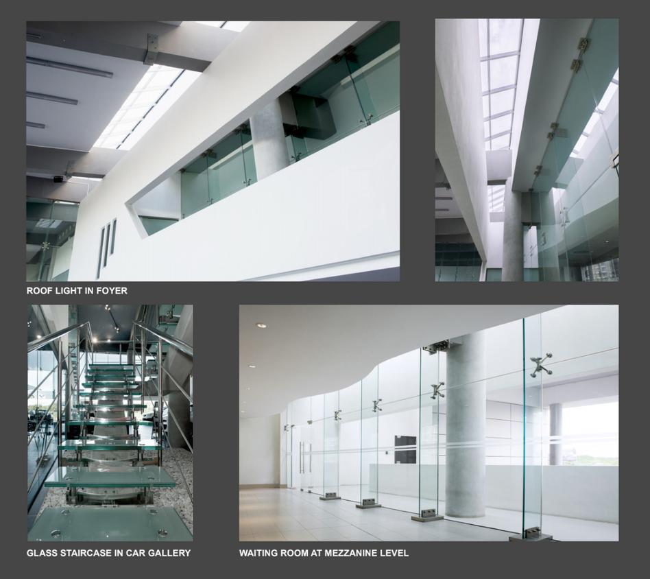 ABC Motor Lobby/Office Design