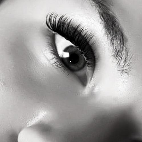 Full Classic Eyelash extensions