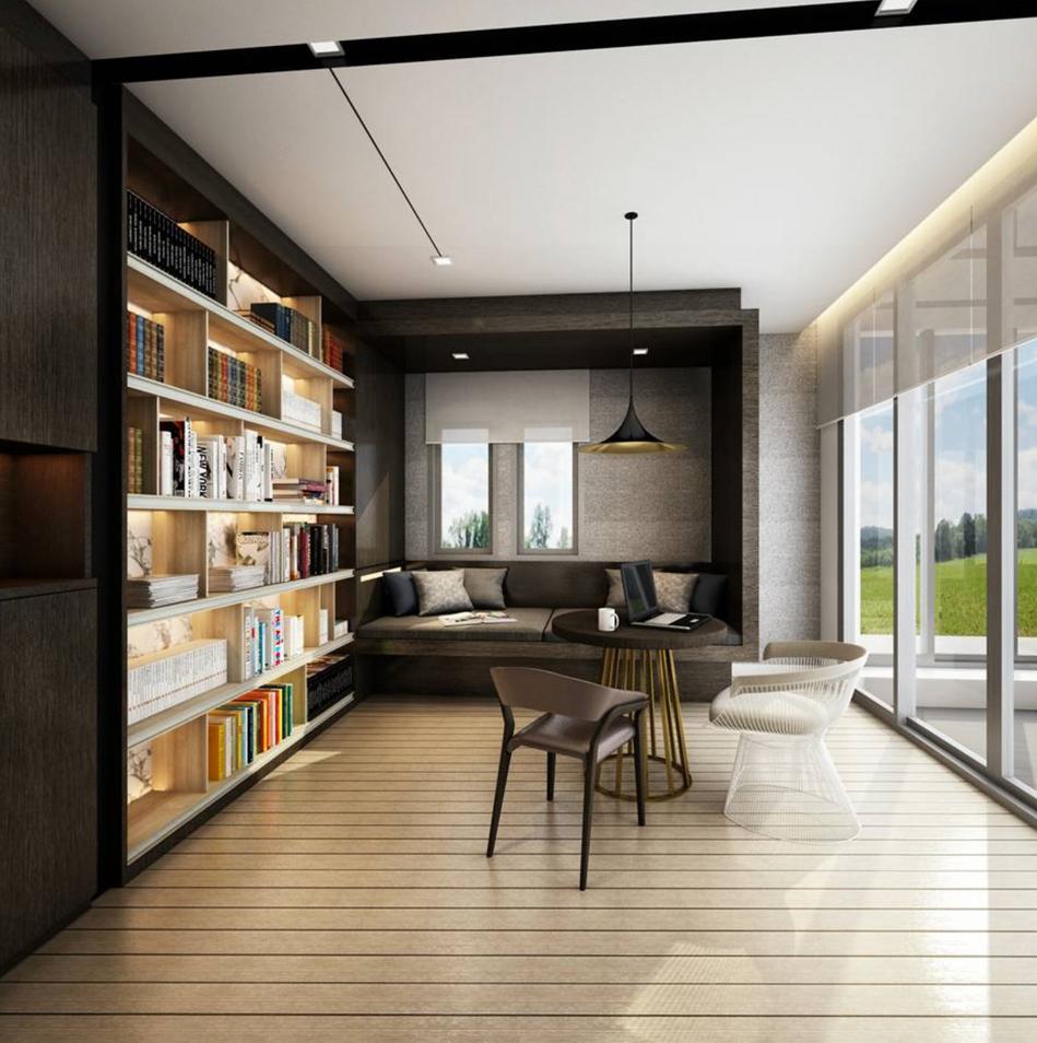 Study Area Design, Melbourne