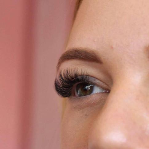 Russian Volume Eyelash Extensions Level 2 by Eriko