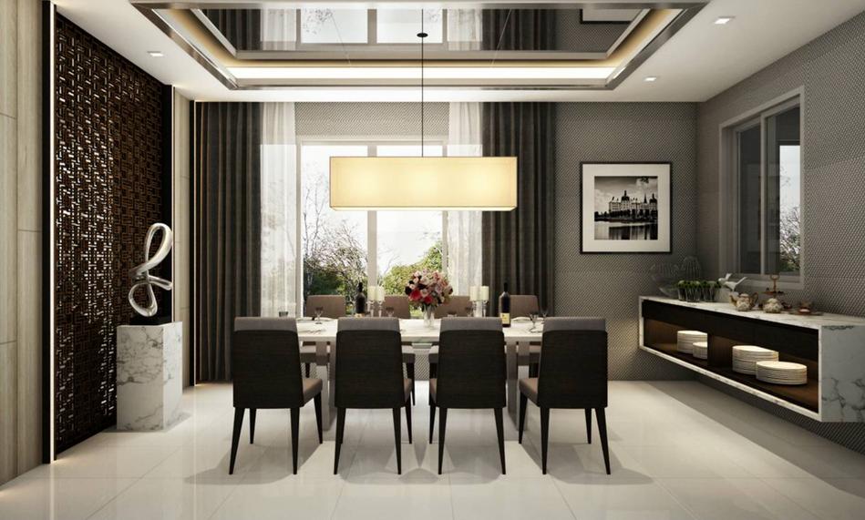 Living room design, Bangkok