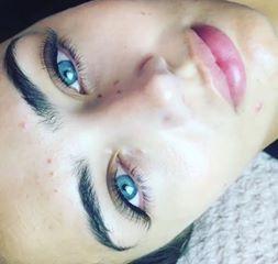 Classic Mascara Look Eyelash Extensions